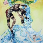 """The BaptismMixed Media14""""h x 11""""w"""