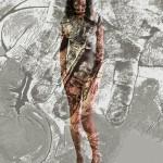Exodus (Akimbo) 2015 Pigment Ink print19″ x 13″